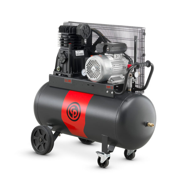 Chicago Pneumatic - Piston Compressors - CPRC Series - CPRC 390 NS19S