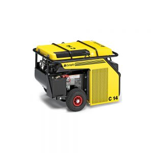 Field Air Compressors - Product Images - Compair - Portable Compressor - C-Series - C14