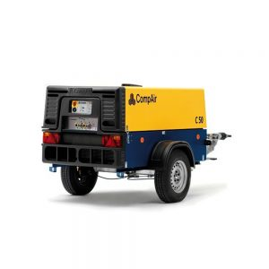 Field Air Compressors - Product Images - Compair - Portable Compressor - C-Series - C50