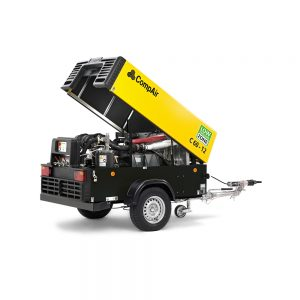Field Air Compressors - Product Images - Compair - Portable Compressor - C-Series - C60