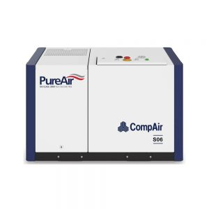 Field Air Compressors - Product Images - Compair - Screw Compressor - S-Series - S06