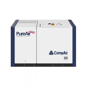 Field Air Compressors - Product Images - Compair - Screw Compressor - S-Series - S08