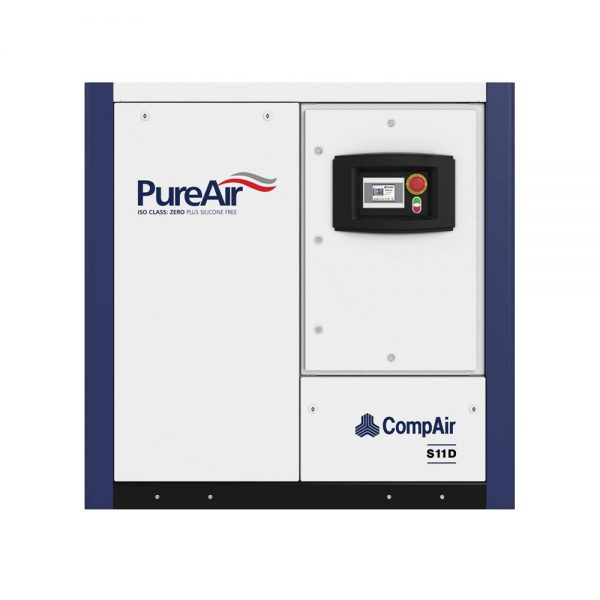Field Air Compressors - Product Images - Compair - Screw Compressor - S-Series - S11D