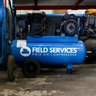 Field Air Compressors - Piston Compressor - Repairs